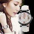 Элегантных Женщин Рим Масштаб Случайный Кожаный Ремешок Часы Оригинальный Бренд Импортированы Кварцевые Наручные Часы Световой Женщины Одеваются Часы NW805