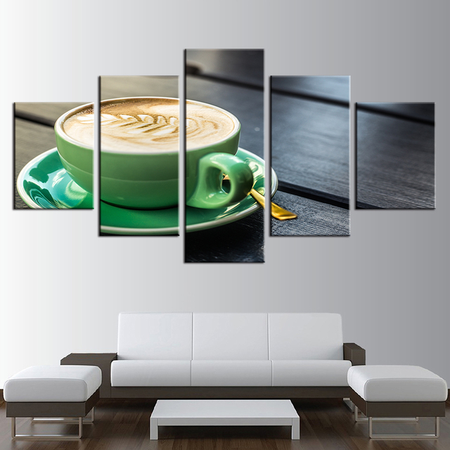 Modern Painting On Canvas Home Decor Modular Pictures Framework 5