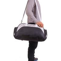 YUETOR Big Capacity Unisex Waterproof Nylon Outdoor Travel Duffle Sport Handbag Single Shoulder Fitness Bags Gym