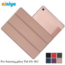 Ultra Slim Case for samsung galaxy tab S5e Tablet for galaxy tab S5e 10.5 SM-T720 SM-T725 Cover Case+gift цена
