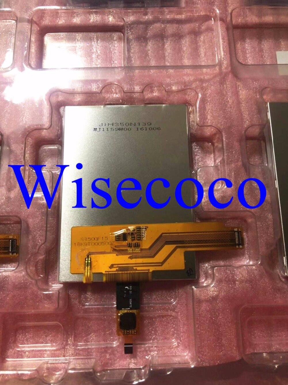 Original NEW 3.5 inch JIH350N139 JIH350T139 480*640 lcd screen display panel testedOriginal NEW 3.5 inch JIH350N139 JIH350T139 480*640 lcd screen display panel tested
