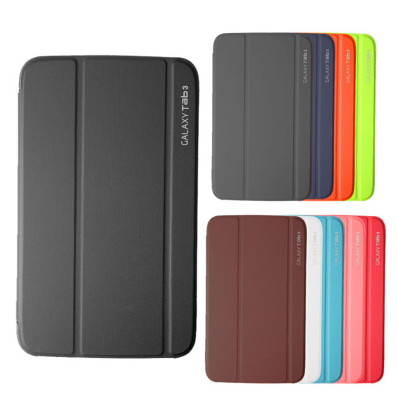 Business PU Leather Stand Book Cover Case Samsung Galaxy Tab 3 8.0 inch T310 T311 T315 Tablet - E-Fly Electronic co., LTD store
