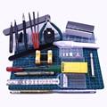 Модель строительные инструменты комбо для воина гундама инструменты военный хобби модель DIY аксессуары шлифовальный станок для резки поли...