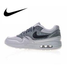 7afe75d0dff Nike Air Max 1 Pompidou mannen Ademende Loopschoenen Sport Outdoor Sneakers  Atletische Designer Footwear 2019 Nieuwe