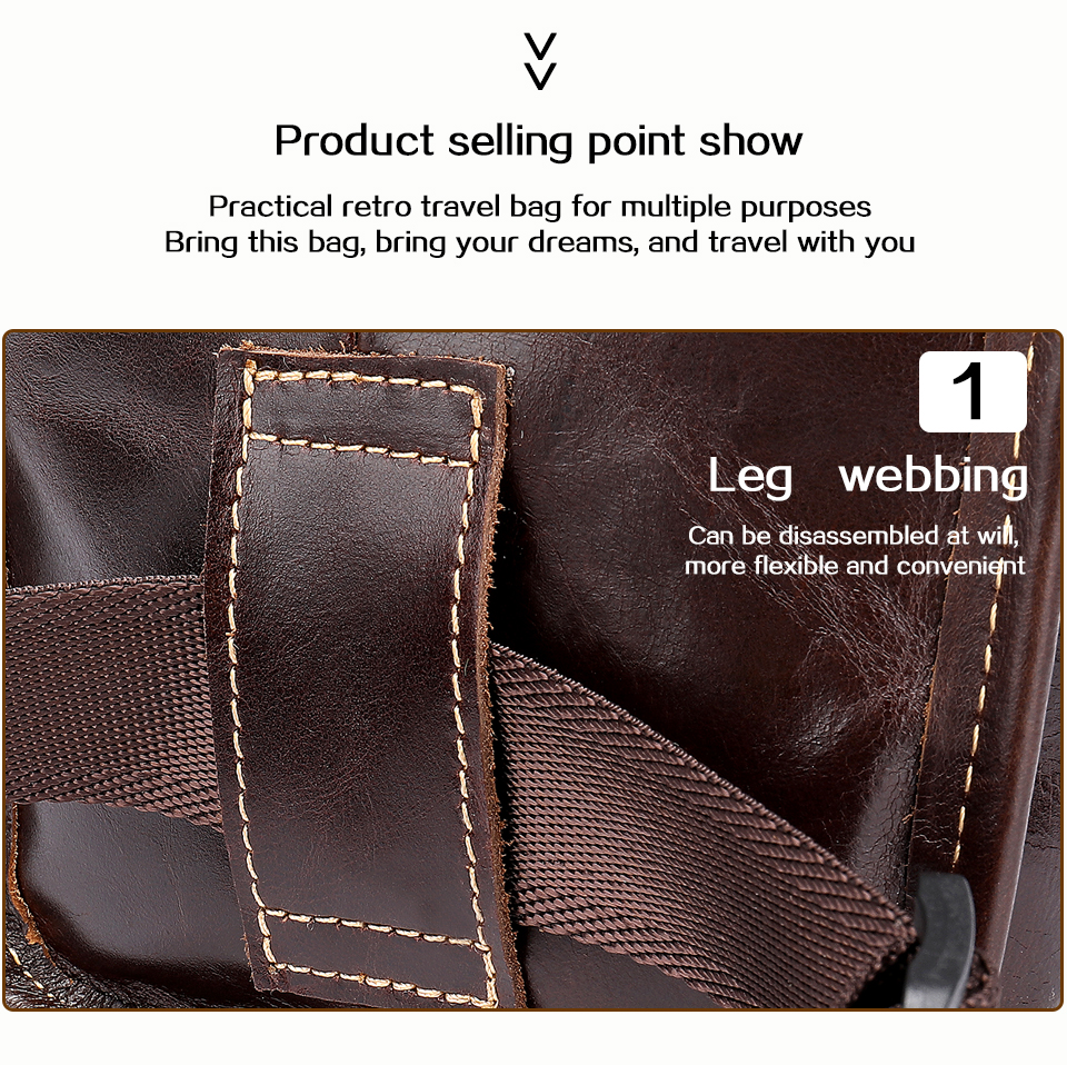 HTB1YPMbajzuK1RjSspeq6ziHVXax - WESTAL Genuine Leather leg bag in Waist Pack motorcycle Fanny Pack Belt Bags Phone Pouch Travel Male Small leg bag tactical 3237