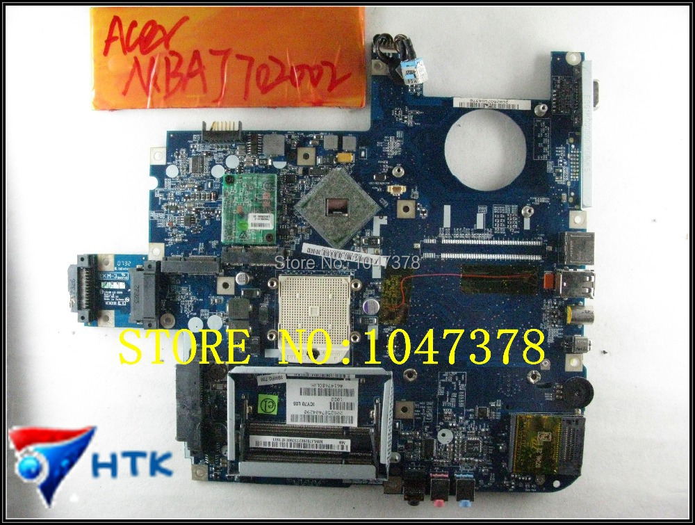 Wholesale Laptop Motherboard FOR ACER Aspire 5520 5520G MB.AJ702.002 (MBAJ702002) ICY70 L06 LA-3581P (ICW50) 100% Work Perfect