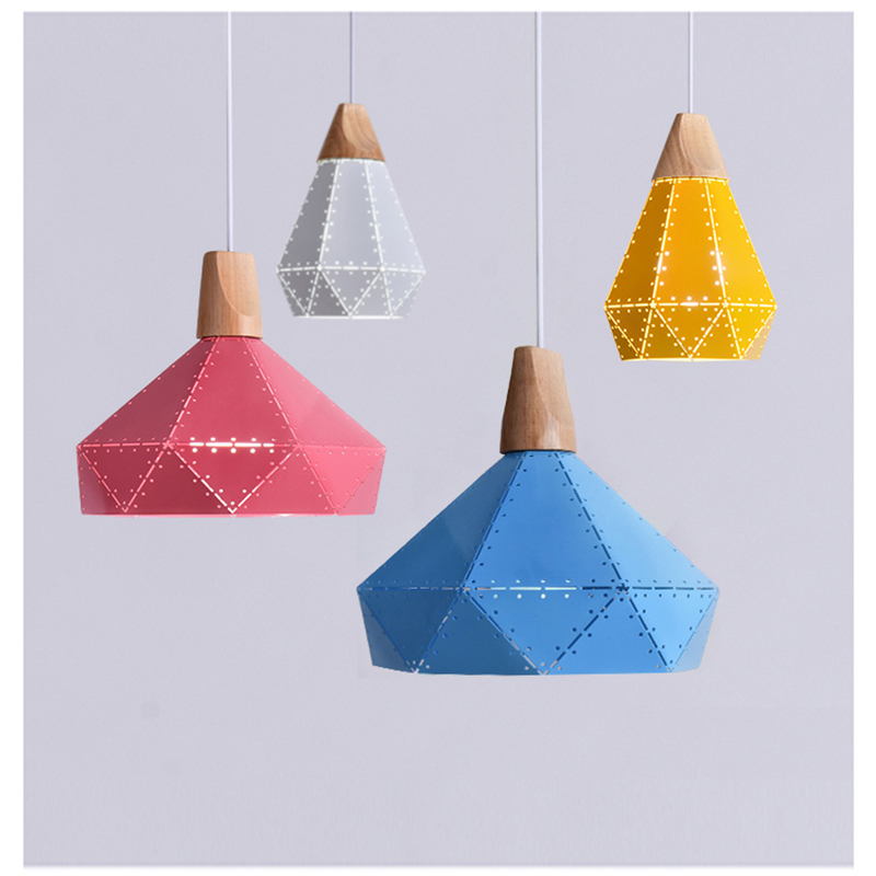 Nordic contracted solid geometry hollow out, wrought iron chandelier 85V - 265V E27 Home decoration lighting lamps and lanternsNordic contracted solid geometry hollow out, wrought iron chandelier 85V - 265V E27 Home decoration lighting lamps and lanterns