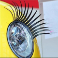1 Pair Styling Vehicle Car Adhesive Eye Lashes