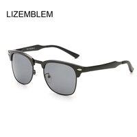 Top donne Degli Uomini Classici Rayed Hot sunglass Fascia Polarizzati UV400 Occhiali Signora occhiali da Sole aviator Occhiali Magnesio Alluminio 3016 Occhiali