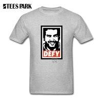 Chemises Pour Hommes Parrain Pablo Escobar Defy Vêtements Mâle Organnic Coton T-shirts Imprimé Homme Cool T-shirts