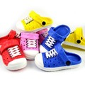 Summer Children Casual Beach Breathable Sandals Baby Boys Girls Sandals Slippers Shoes Kids Comfortable Hollow Shoes