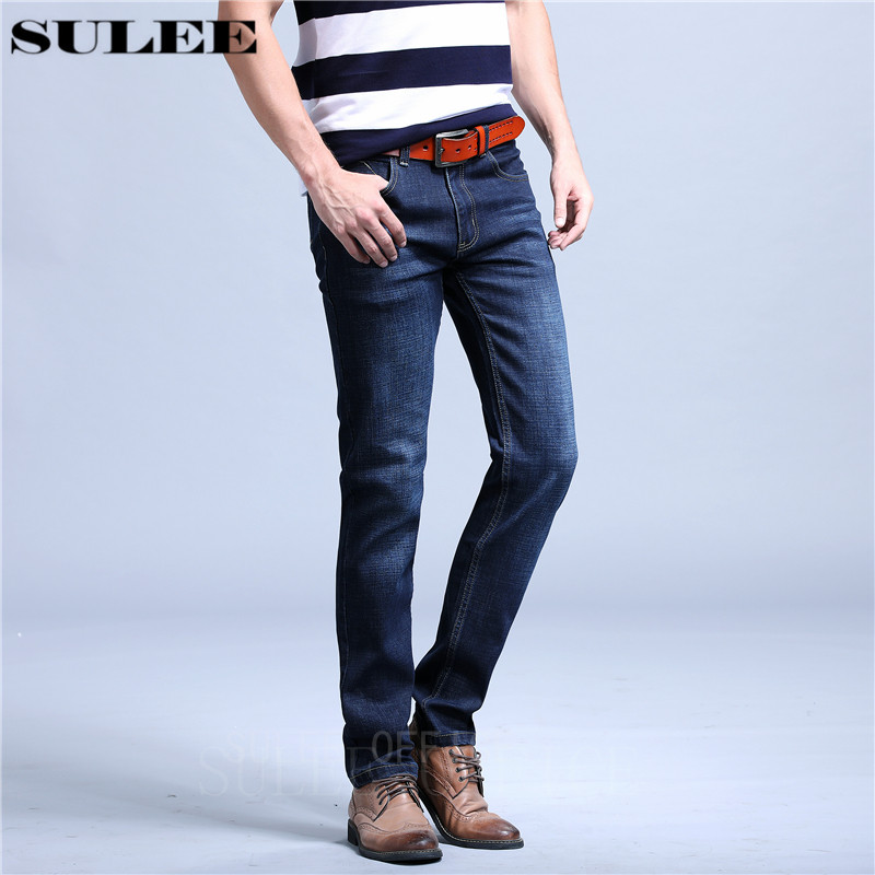 2017 Men  jeans Fashion Brand Jeans Large sales Spring summer Jeans  Slim  Thin tight new blue dress men winter Jean free shipping factory direct sales good quality new spring summer 2016 korean version brand men straight jeans cheap wholesale