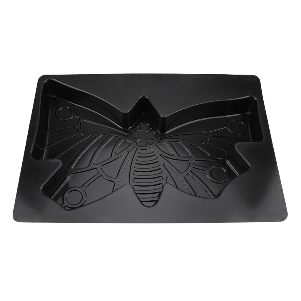 Image 5 - Concrete Molds Turtle Stepping Stone Mold Concrete Cement Mould ABS Tortoise Garden Path 44CM molde para cemento suelo-in Paving Molds from Home & Garden