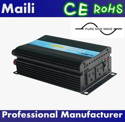 Dc 12 В/24 В/48 В в переменное 220 В/230 В чистая синусоида 500 Вт dc ac инвертор, один год гарантии, CE, ROHS, GMC, одобренный SGS