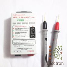 Выход 0-320 В Светодиодная лампа бусы Подсветка тестер инструмент Smart-Fit Напряжение для всех Размеры ЖК-дисплей TV не разбирать экран