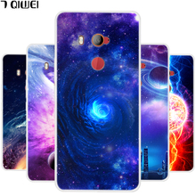 hot deal buy 6.0'' for htc u11 eyes case global silicone soft tpu back cover for htc u11 eyes case u 11 eyes fashion slim coque phone cases