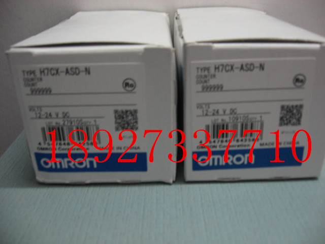 [ZOB] Supply of new original Omron omron digital counter H7CX-ASD-N factory outlets relay [zob] supply of new original omron omron photoelectric switch e3z t61a 2m factory outlets 2pcs lot
