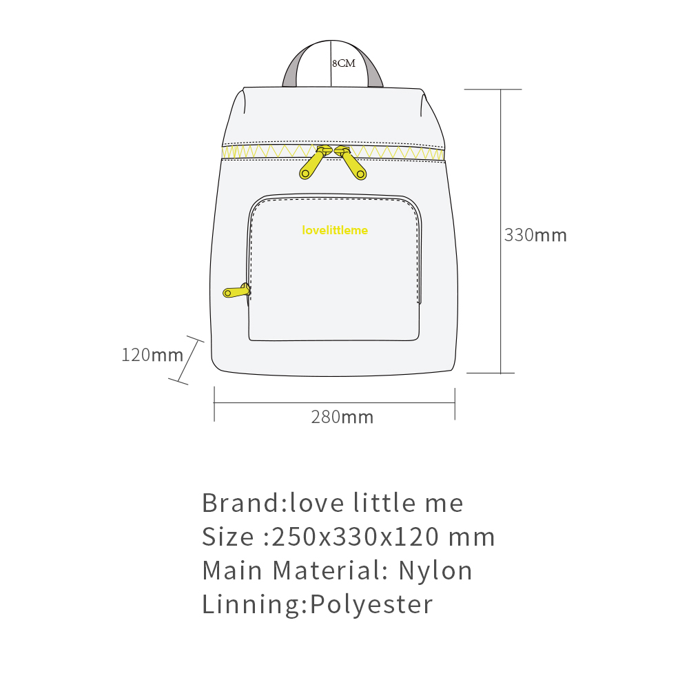 Image 5 - Brand Fashion Diaper Bag Nursing Bag Mummy Maternity Nappy Large Capacity Baby Bag Travel Backpack Designer for Baby Care-in Diaper Bags from Mother & Kids