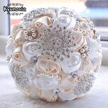 White Ivory Wedding Bouquet