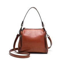QIUYIN Top-handle Bags Sac a Main Fashion Brand Handbags Vintage Womens Hand bags Luxury Women Shoulder Female