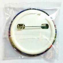 Bleach Badges 8 Pcs/Set