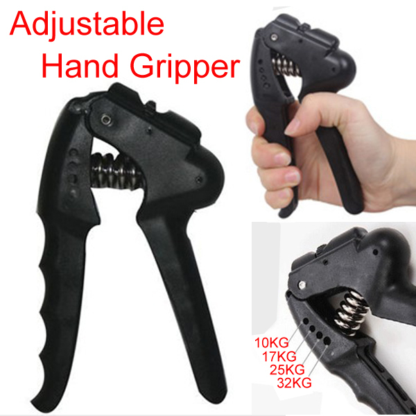 Gym Equipment Heavy Hand Grip Adjule Strength Device Fitness Forearm Exerciser Workout Training China