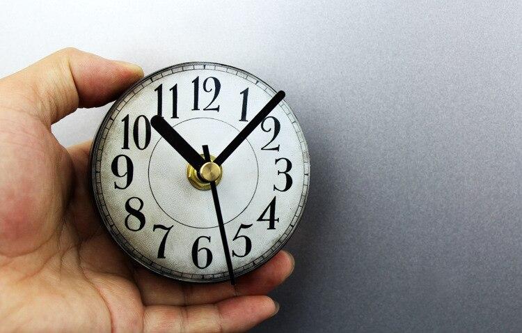 Continental Retro Antigua Cocina imán de Nevera Reloj Relojes en ...