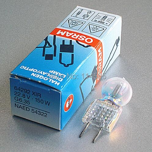 berchtold chromophare - OSRAM 64292 XIR Berchtold chromophare D540 D660 E650 D510 22.8V 150W G6.35 Brite-bulb halogen -Free shipping