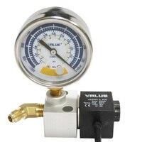 Value vacuum pump original solenoid valve VI120 /140/180 /240/ 280 solenoid valve vacuum gauge