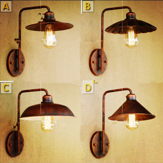 RH Loft Industrial Vintage Wall Lights Fixtures Adjustable Swing Long Arm Wall Light LED Edison Wall Sconce Lampen Aplik Lamba недорого