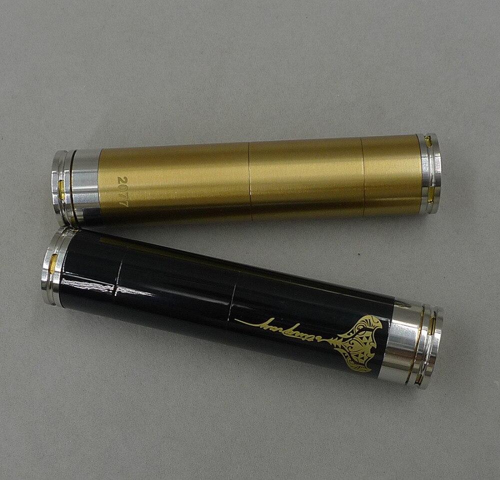 Stingray Mech Mod 18650/18350/18490 Battery Body Mechanical Vaporizer Vapor Vape Mod for RDA RBA