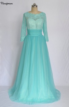 Best Selling A-line Scoop Floor Turquoise Chiffon Cap Sleeve Prom Dresses Beaded Pleats Discount Prom Gowns Formal Evening