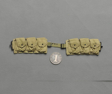 1/6 WWII U.S Armys Bullet Bar Models for 12Action Figures Bodies
