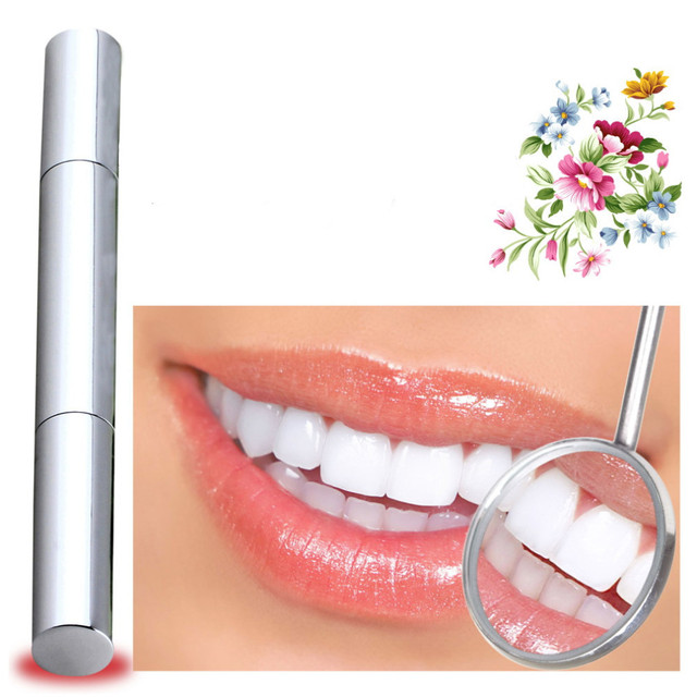 Teeth Whitening Pen Bleach Stain Eraser Remove Product Soft Brush Tooth Gel Whitener Remove Oral Hygiene Whitener Tooth Care