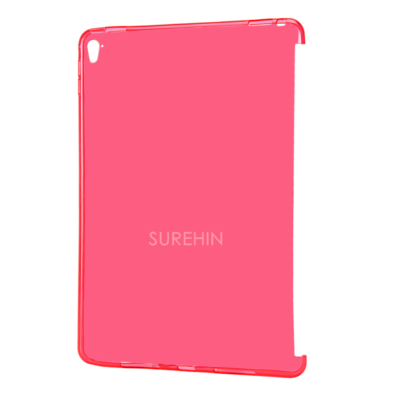 ipad pro cover Red- (2)