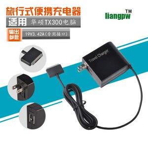 Image 5 - 19V 3,42 A 65W Travel Power Adapter Ladegerät Für ASUS Transformer Buch TX300 TX300K TX300CA Tablet PC Licht version