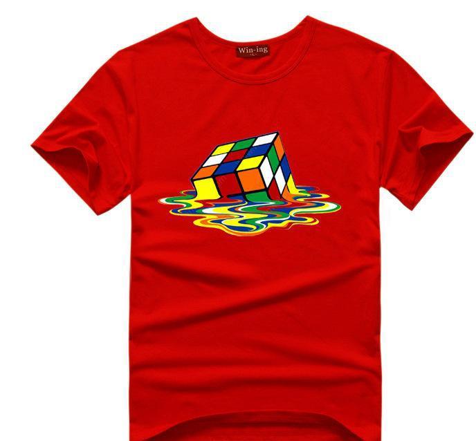 Aliexpress.com : Buy 10 colors Schrodingers Cat T shirt science ...