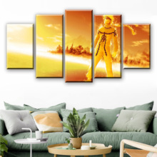 Pieces Canvas Painting Naruto Poster Anime Cuadros Decoracion Dormitorio Wall Pictures Tableau Mural Pintura Drop Shipping