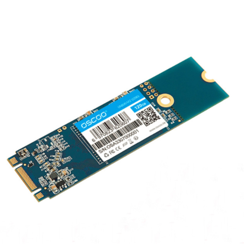 OSCOO 120 GB SSD m2 2280 MLC M.2 NGFF 120 GB 240 GB disque à semi-conducteurs MLC M. 2 disque dur SSD Sata Drevo interne M.2 pour ordinateur portable