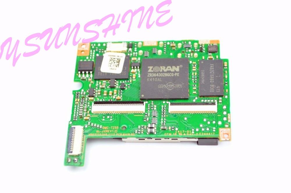 Free Shipping!95%new Original Zs35 Motherboard For Panasonic Lumix Dmc-zs35 Tz55 Mainboard Tz55 Main Board Camera Repair Part Camera Lcd Screen