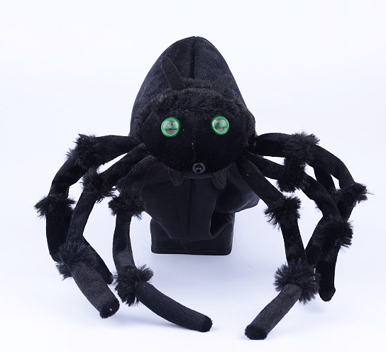 Halloween decorations and props spider fun and practical jokes toys horror gag gifts interesting Halloween decorations  props