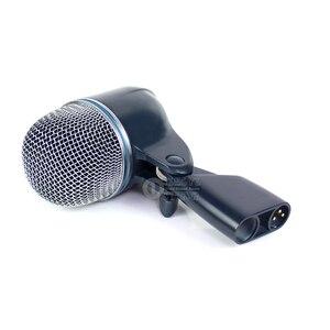 Image 5 - المهنية بيتا 52A 52 ركلة طبل ميكروفون ل BETA52A أداة باس مكبر للصوت عرض حي استوديو المرحلة قرع Snare هيئة التصنيع العسكري