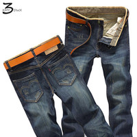XMY3DWX Brand Men Jeans Size 28 to 38 Black Blue Stretch Denim Slim Fit Men Jean for Man Pants Trousers Jeans/Slim jeans fashion