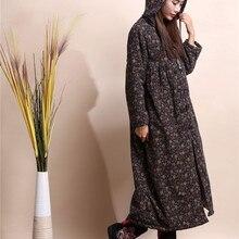 Ветровка в китайском стиле, ветровка с капюшоном, модные плащи, плащ-Пыльник, повседневная верхняя одежда, халат, Платье galabia abaya