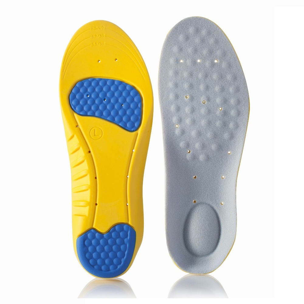 eb5edfc19c Breathable school Insoles Orthopedic Insoles Flat Foot Arch Support Shock  Absorption Shoe Pad Absorbent Shoe Inserts Accessories-in Insoles from Shoes  on ...