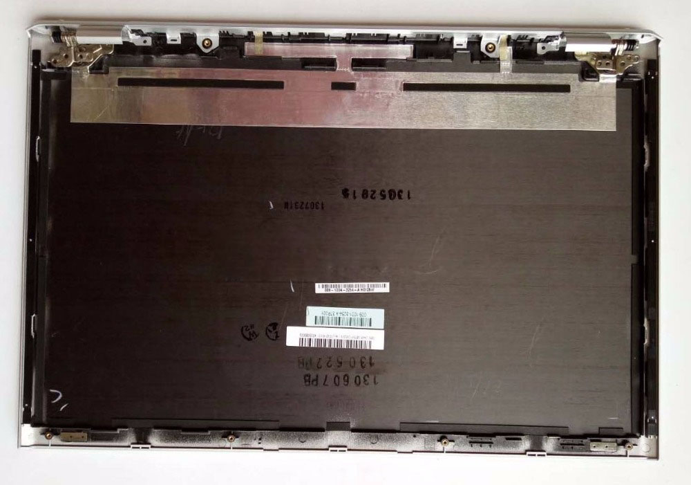 New for Sony VAIO SVP13218SCB SVP13227SCB SVP13219SCB SVP1321BPXB SVP1321CPXB SVP1321HGXB LCD back cover top case Silver touch 90% lcd top cover for sony vaio svf152c29v svf153a1qt svf152100c svf1521q1rw cover no touch