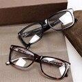 2017 Tom Frete grátis masculino moda Óculos para Homens TF5176 e mulheres óculos de leitura Miopia armações de óculos de Olho + espelho Originais caixa