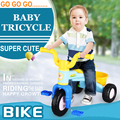 New Baby Ride On Bikes Kids Tricycle Walker Bicycle 50KG Bearing Capacity Children's Safety Control Bicycles Toys Stroller