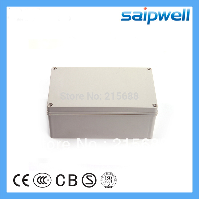 High quality IP66 waterproof box ABS switch box junction box plastic box electronics 150 250 100mm