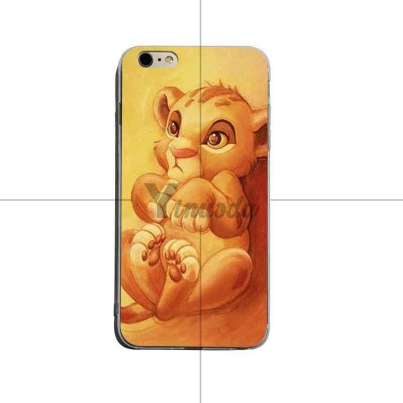 coque iphone xs max silicone lion